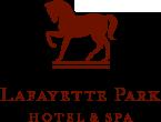 Logo for Lafayette Park Hotel & Spa