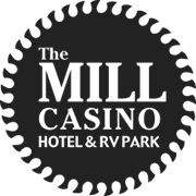 Logo for The Mill Casino Hotel & RV Park