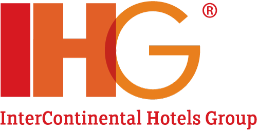 Logo For Intercontinental Hotels Group Ihg