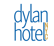 Logo for Dylan Hotel NYC