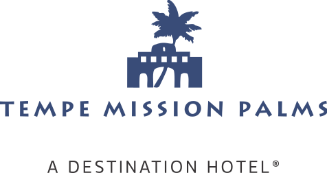 Logo for Tempe Mission Palms