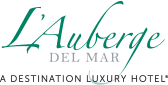 Logo for L'Auberge Del Mar