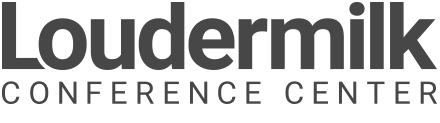 Logo for Loudermilk Conference Center