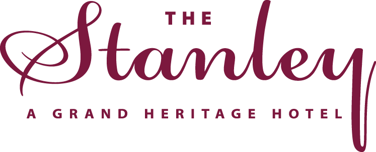 Logo for The Stanley Hotel