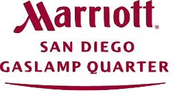 Logo for San Diego Marriott Gaslamp Quarter