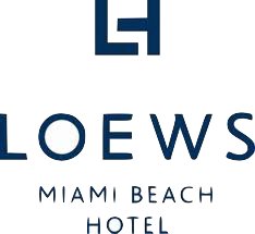 Logo For Loews Miami Beach Hotel