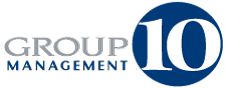 Logo for Group10 Mgmt