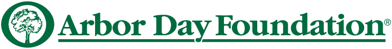 Logo for The Arbor Day Foundation