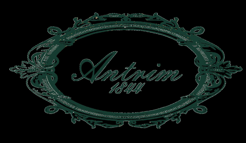 Logo for Antrim 1844