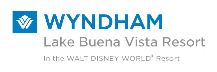 Logo for Wyndham Lake Buena Vista Disney Springs Resort Area