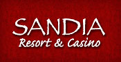 Logo for Sandia Resort & Casino