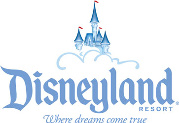 Logo for Disneyland Resort