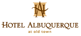 Logo for Hotel Albuquerque at Old Town