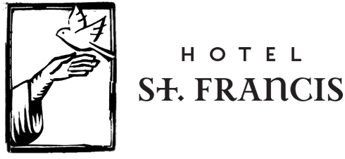 Logo for Hotel St. Francis