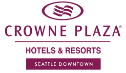 Logo for Crowne Plaza Seattle Downtown