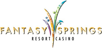Logo for Fantasy Springs Resort Casino