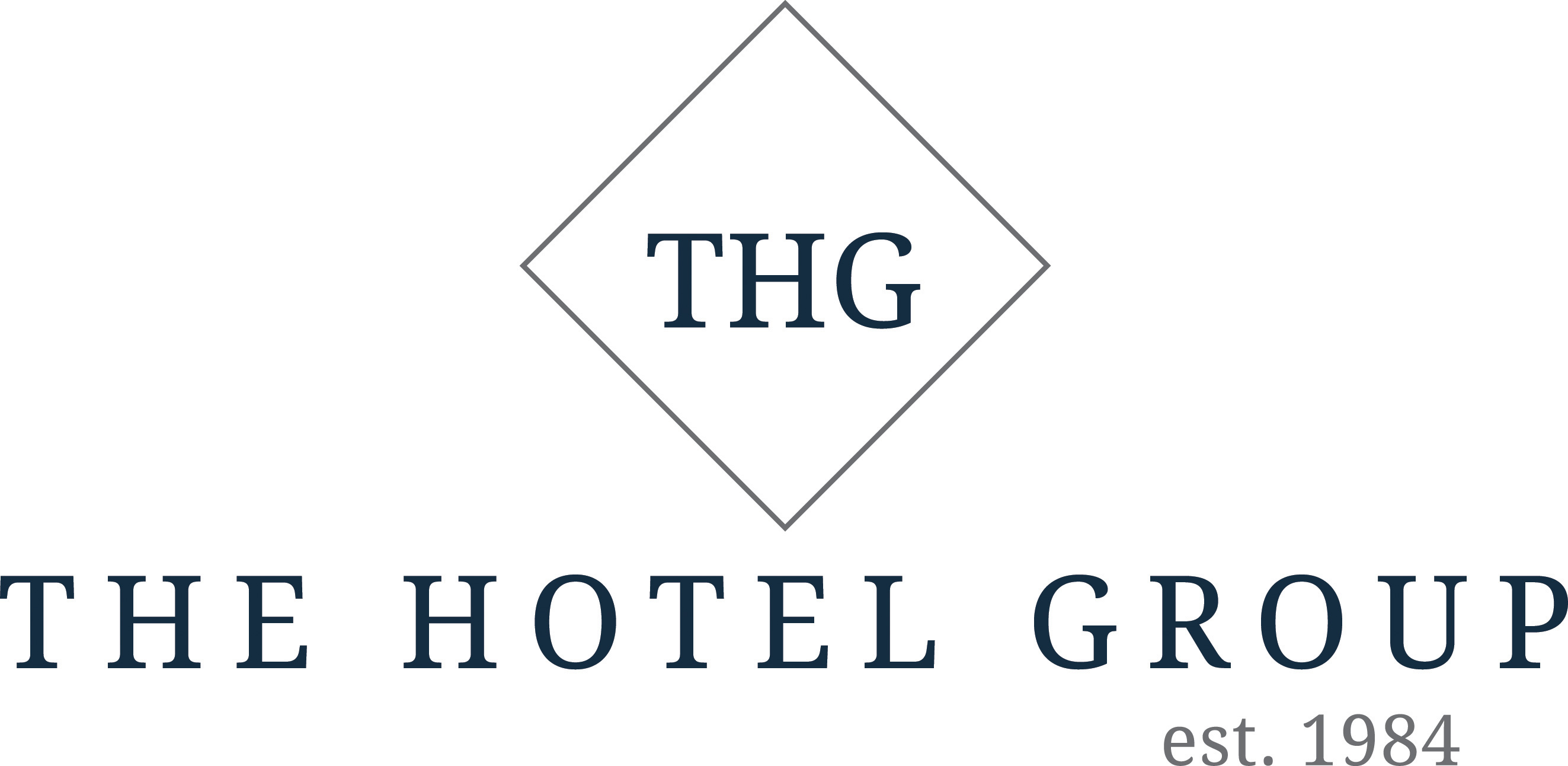 Logo for The Hotel Group