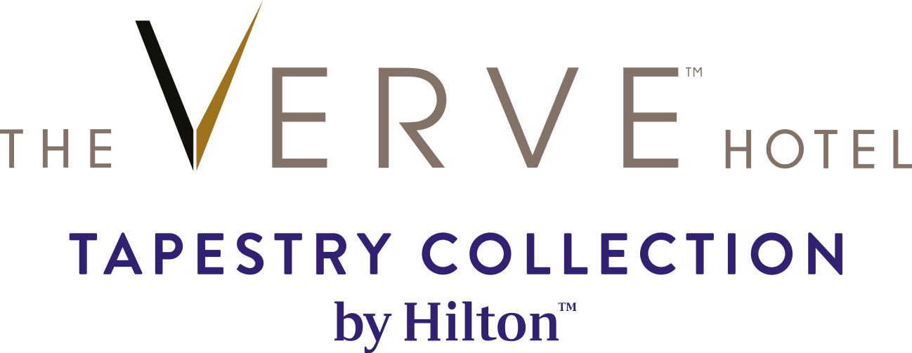 Logo for The VERVE Hotel, Boston-Natick