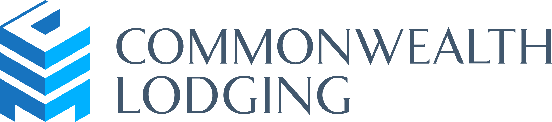 Logo for Commonwealth Lodging