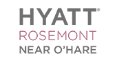 Logo for Hyatt Rosemont
