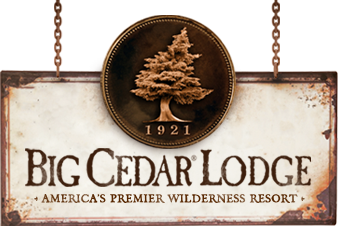 Logo for Big Cedar Lodge