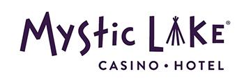 Logo for Mystic Lake Casino Hotel
