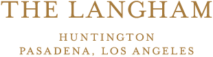 Logo for The Langham Huntington Pasadena