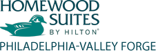 Logo for Homewood Suites Valley Forge