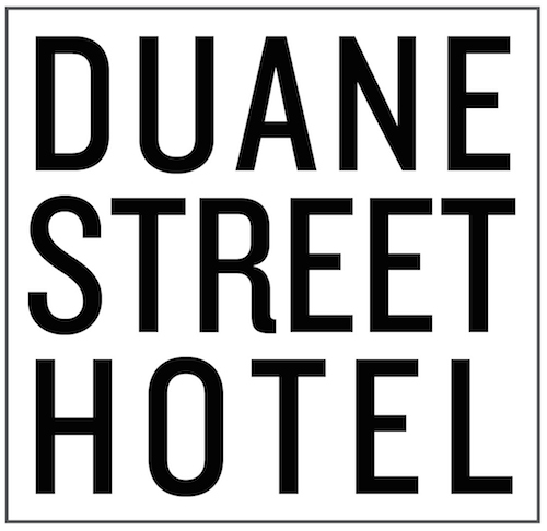 Logo for Duane Street Hotel Tribeca