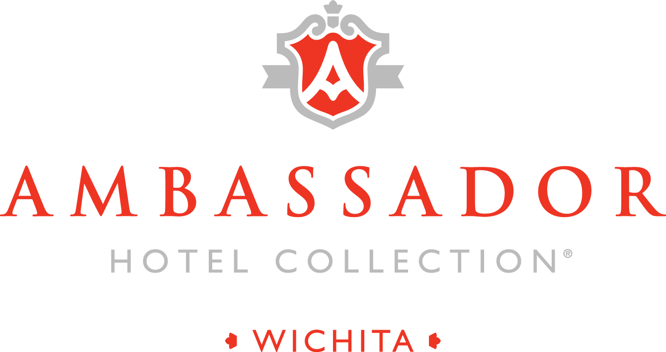 Logo for Ambassador Hotel Wichita, Autograph Collection