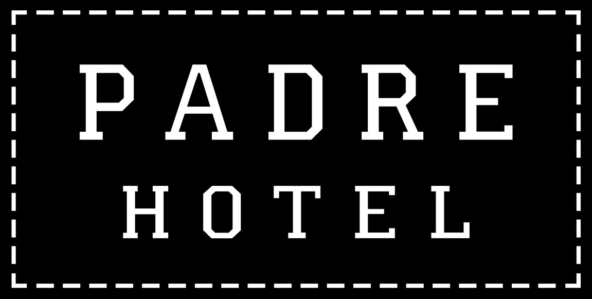 Logo for The Padre Hotel