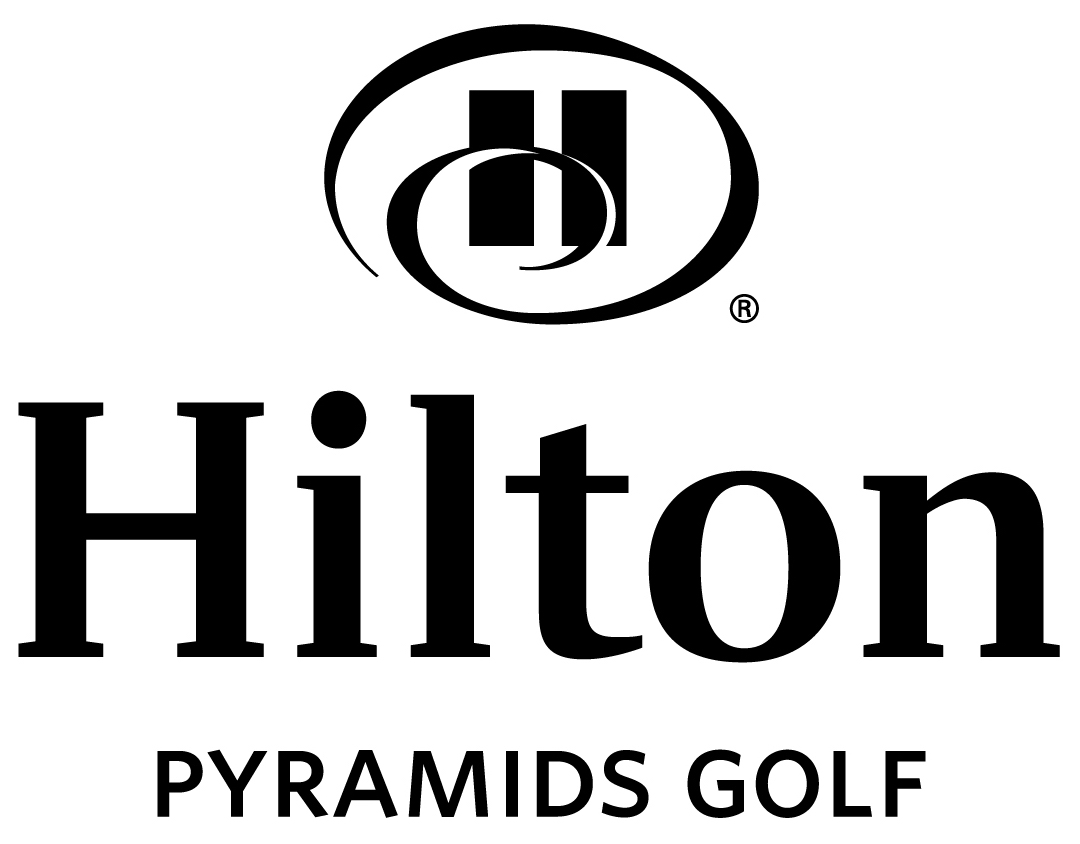 Logo for Hilton Pyramids Golf