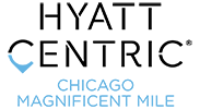 Logo for Hyatt Centric Chicago Magnificient Mile
