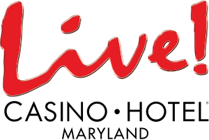 Logo for Live! Casino and Hotel Maryland