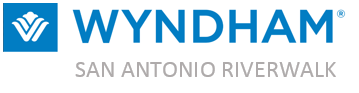 Logo for Wyndham San Antonio Riverwalk