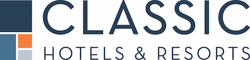 Logo for Classic Hotels & Resorts
