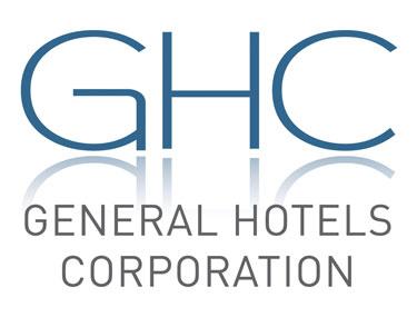 Logo for General Hotels Corporation