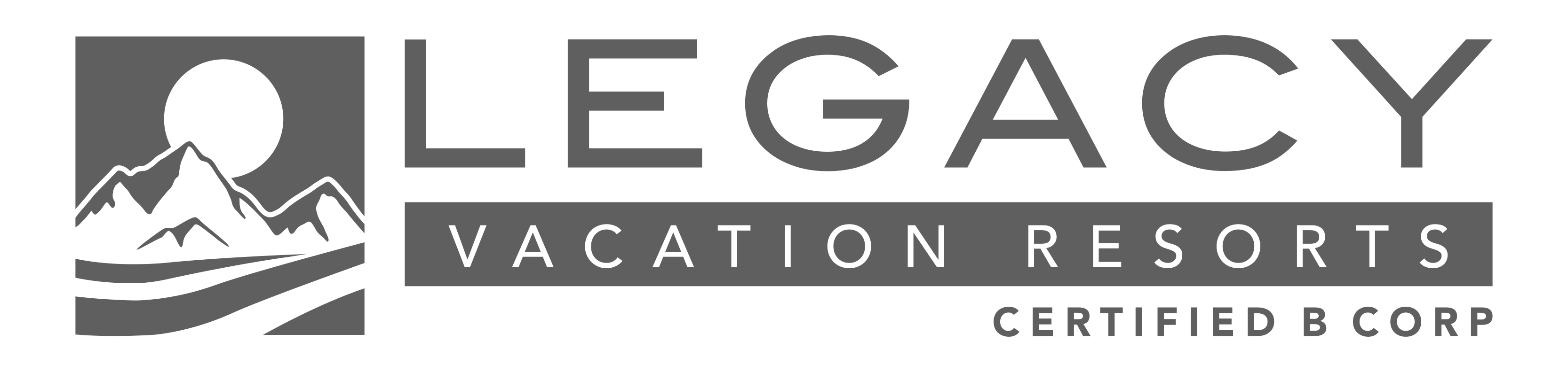 Logo for Legacy Vacation Resorts