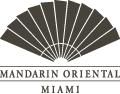 Logo for Mandarin Oriental, Miami