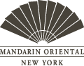 Logo for Mandarin Oriental, New York