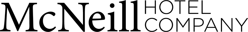 Logo for McNeill Hotel Company