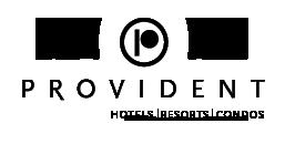 Logo for Provident Resorts