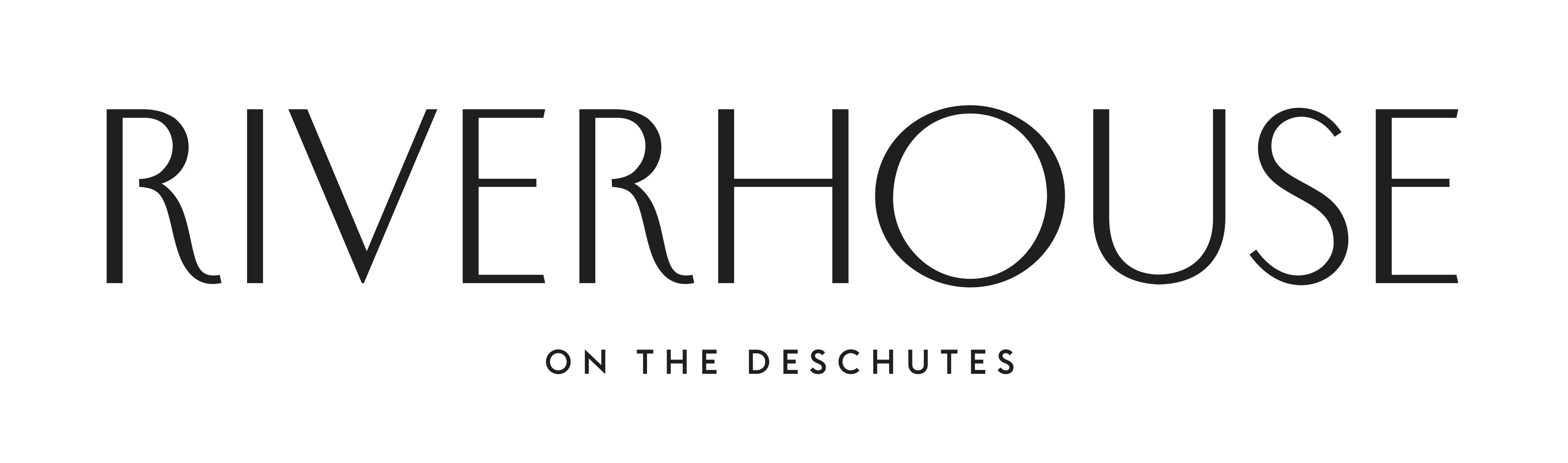Logo for Riverhouse on the Deschutes
