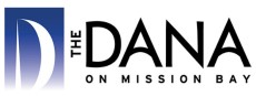 Logo for The Dana on Mission Bay