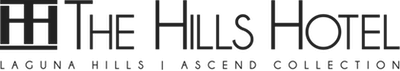 Logo for The Hills Hotel