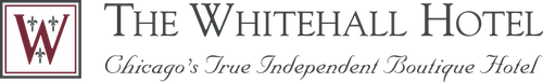 Logo for The Whitehall Hotel
