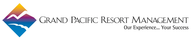 Logo for Grand Pacific Resort Management
