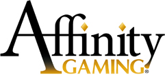 Logo for Affinity Gaming