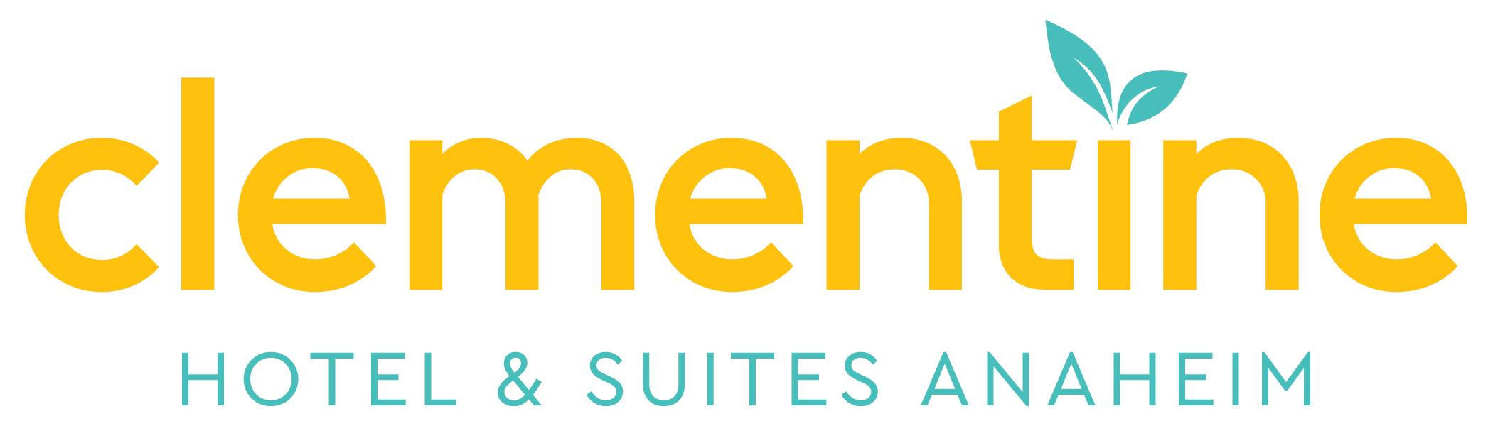 Logo for Clementine Hotel & Suites Anaheim
