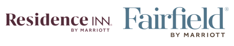 Logo for Residence Inn/Fairfield Inn & Suites by Marriott Boston Logan Airport/Chelsea